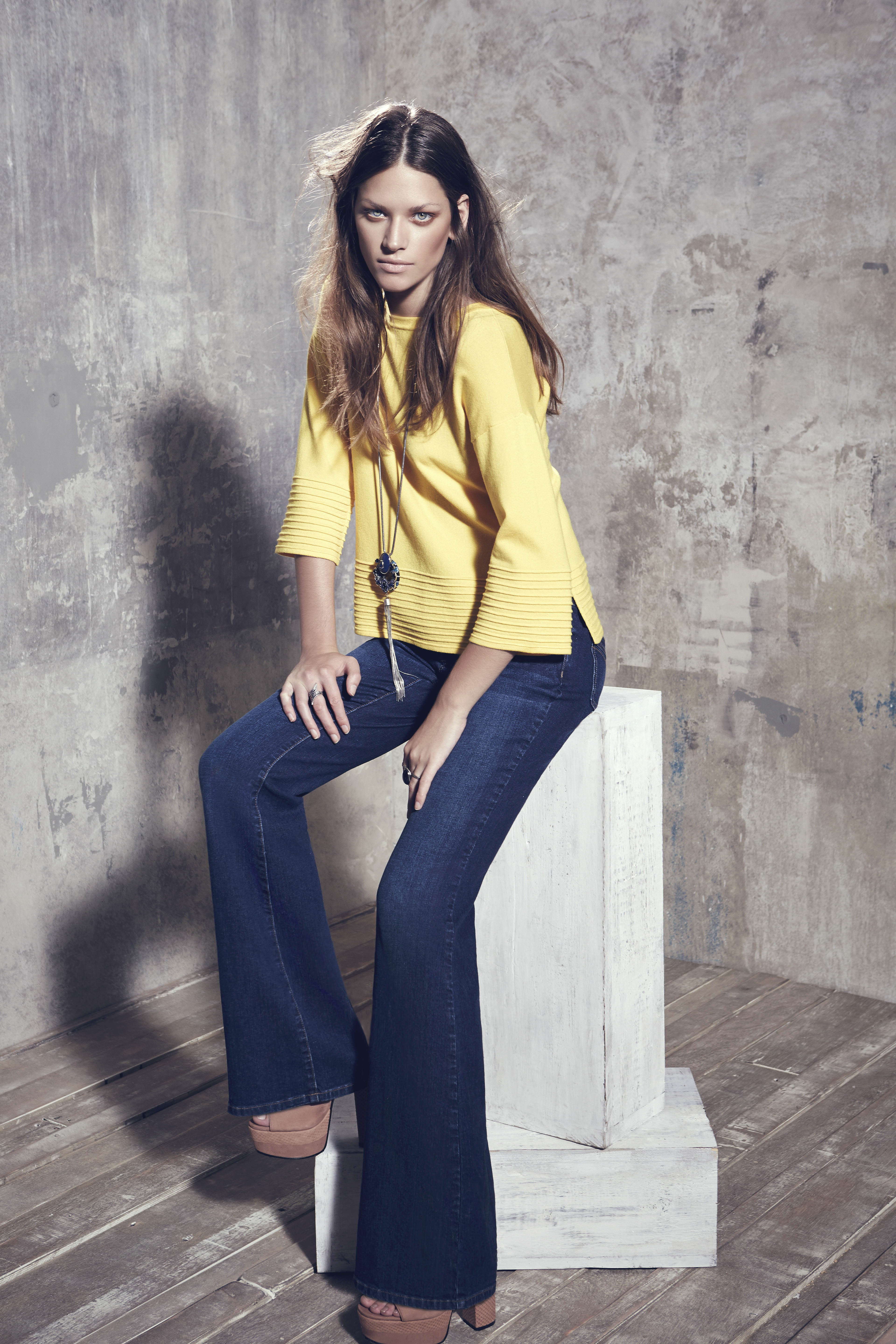 Blue jeans are a season must – Stylicious with Sinéad Ballantyne